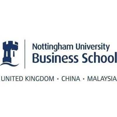 Of Nottingham Malaysia Mba by Nottm Uni Bschool Nottmunibschool