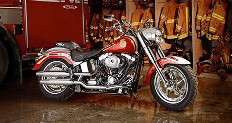 Harley Davidson Firefighter by Special Edition Harley Davidson For Fallen Firefighters