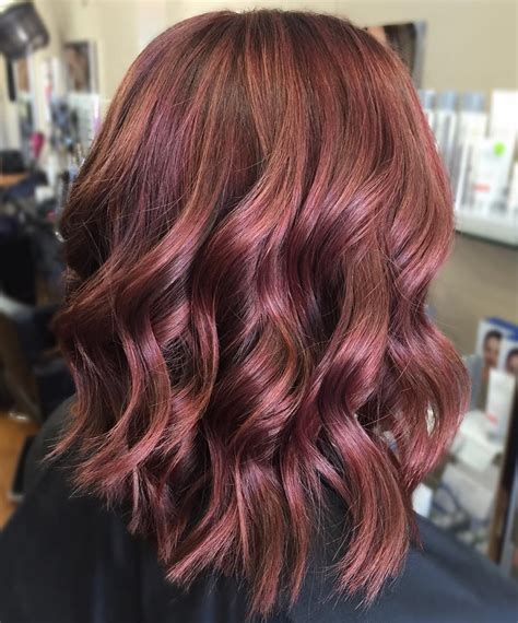 50 vibrant hair color ideas violet light
