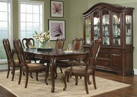 dining room table and hutch sets dining room design