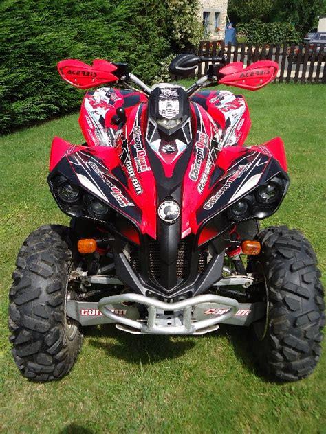 Motoscout Quad by Quad Can Am 500 A Vendre