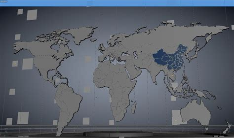 mapping cinema 4d cinema 4d world map 3d model c4d cgtrader