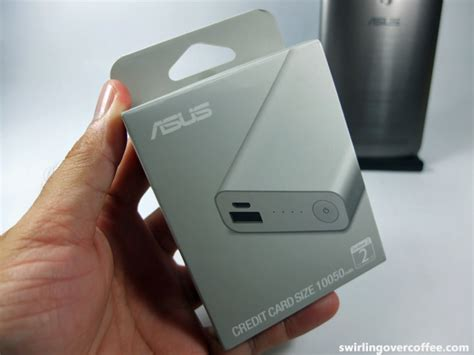 Power Bank Asus 200000 Mah asus zenpower 10050 mah power bank review compact stylish you want one swirlingovercoffee