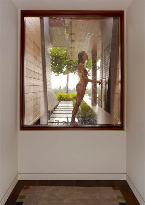 Drop In Vanity Sinks Amazing Eco Friendly Home With Infinity Pool Modern