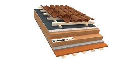 tetto casa casa bio ecologica isolamento tetto