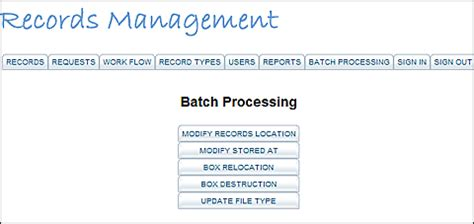 workflow process batch manager iron speed profile warren county new york social