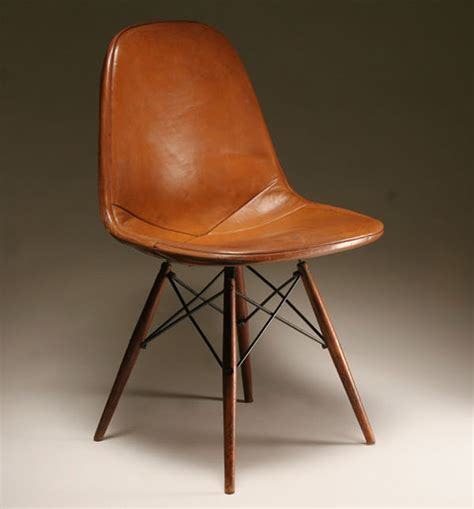 charles and ray eames herman miller dkw chair