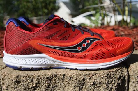 saucony running shoes reviews saucony ride 10 review running shoes guru
