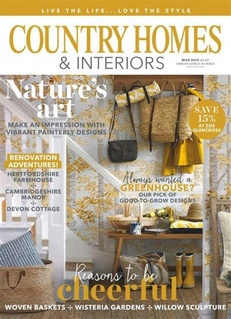 country homes interiors 2018 country homes interiors may 2018 magazine pdf free