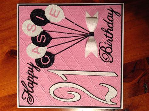 Handmade 21 Birthday Card - 1000 ideas about 21st birthday cards on 21