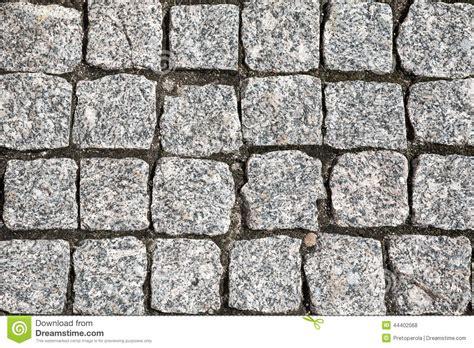 Concrete Block Floor Plans by Stone Street Road Pavement Texture Stock Photo Image