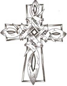 Celtic stone cross by thelob on deviantart