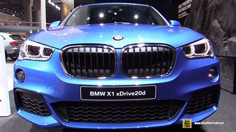 Paket Nabati 10 Pack 2016 bmw x1 xdrive 20d m sport exterior interior walkaround debut at 2015 frankfurt motor show
