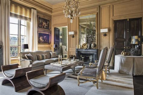 Paris Living Room