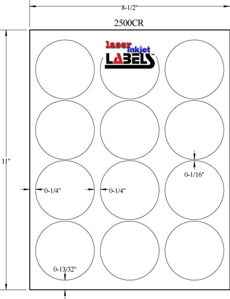 1 inch circle template free best photos of 1 1 2 circle template circle label