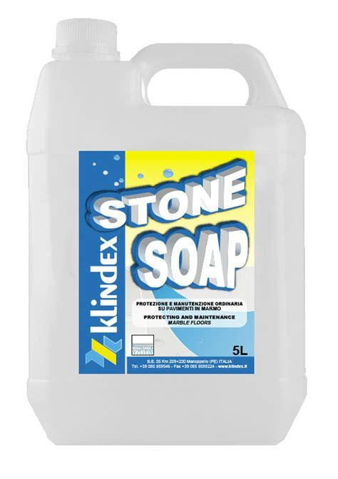 Stone Soap quality cleaner, sealer natural ingredients