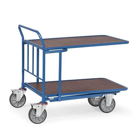 cc wagen kaufen einkaufswagen mit doppelter ladefl 228 che kaufen