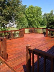 australian timber colors deck stained with cabot australian timber in the