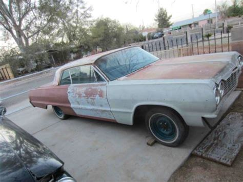 year one impala parts buy used 1964 impala restoration parts and spares in