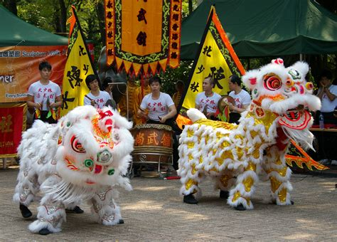 new year lions a services offered in hong kong this lunar