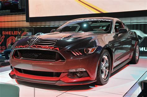 ford mustang king cobra concept sema 2014 photo gallery