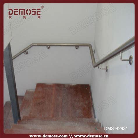 corrimano a muro per scale interne corrimano per scale ringhiera in acciaio inox con