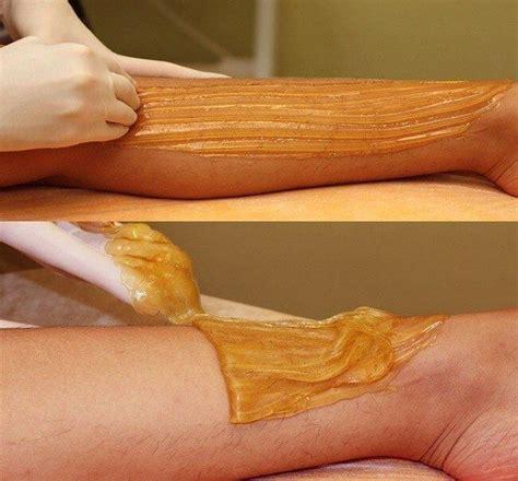 Sugar Waxing 2 how to make sugar wax at home