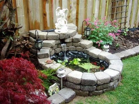 small backyard pond pictures very small garden pond garden ponds pinterest