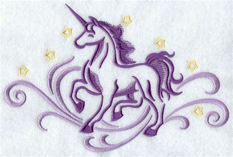 embroidery design unicorn unicorn embroidery pattern horn count 1 pinterest