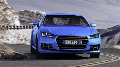 Audi Tt Technische Daten 2014 by Audi Tt 2014 Verkaufsstart F 252 R Die Neue Generation Im