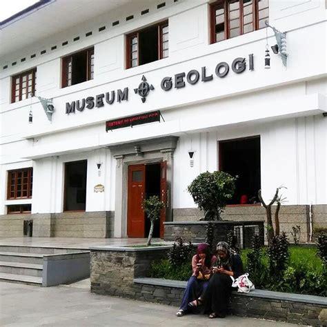 lokasi  harga tiket masuk museum geologi bandung