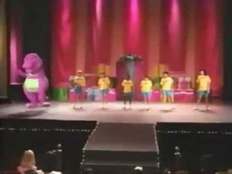 barney and the backyard gang barney in concert we are barney and the backyard gang barney in concert