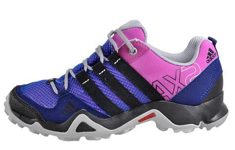 Sepatu Adidas Outdoor Ax2 adidas ax2 womens outdoor walking hiking trainers black