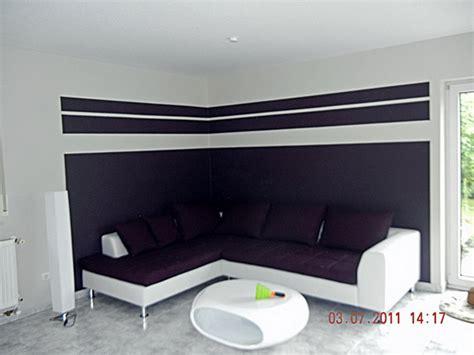 Kreative Wandgestaltung Streifen by Wandgestaltung Wohnzimmer Grau Streifen