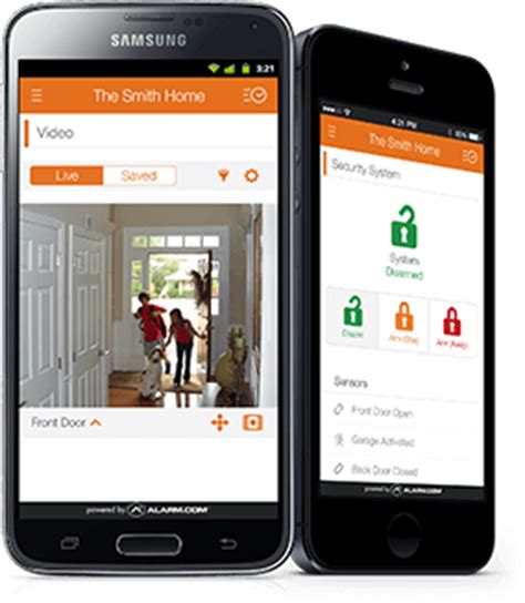 wireless home security systems central security