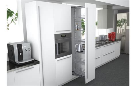full height pullout pantry  mm high pull