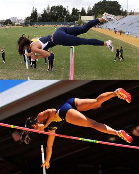 Accidentally Turns Pole Vaulter Allison Stoke Into Icon by Pin By Jacob On Allison Stokke My Soul Mate