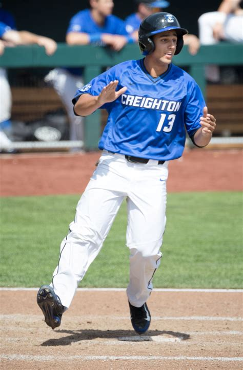 Order Sekarang Baseball Coklat Ks 37 creighton wichita state baseball pushed to wednesday baseball omaha