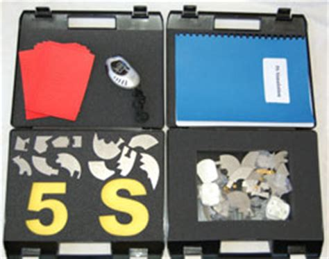 5s five challenges lean training dvd from gbmp dvdrip training aids simulations kits for use in lean