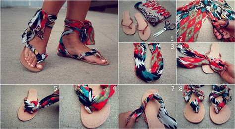 make your own sandals make your own gladiator wrap sandals classicbeauty