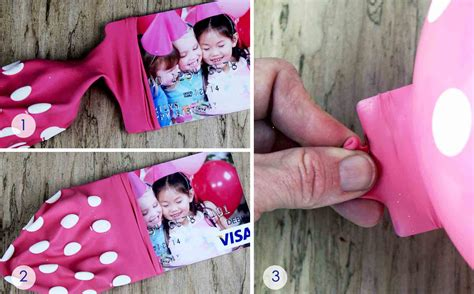 How To Gift A Gift Card - how to hide a gift card in a balloon hint it s easy gcg