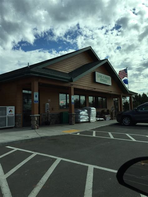 Log Cabin Danbury Wi by Log Cabin Store Eatery Sporting Goods 30217 Hwy 35