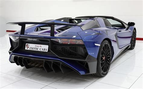 lamborghini aventador sv roadster for sale dubai dubizzle dubai aventador lamborghini sv roadster 2017 blue black brand new warranty until