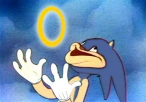 Sonic Rings Meme - joining the ranks of petch and lonk gaming