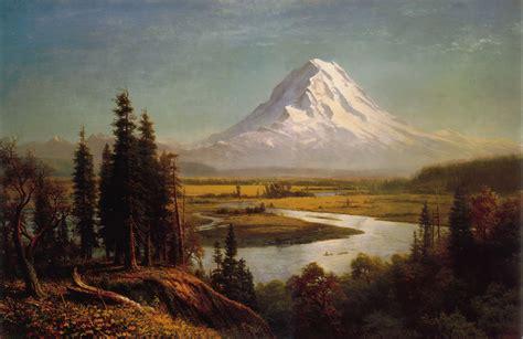 painting montana discovering hartise albert bierstadt