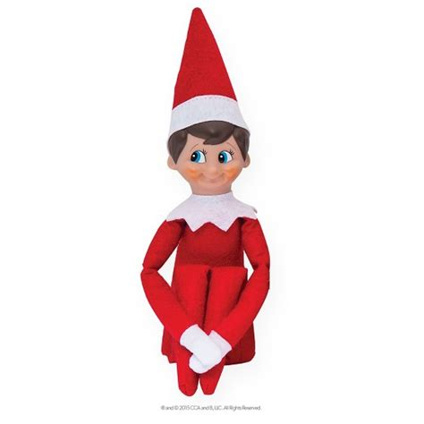 elves on the shelves the on the shelf 174 a tradition with light skin tone boy scout target