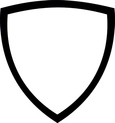 shield patch template patch template clipart best