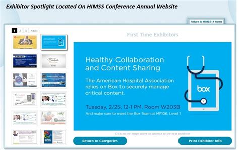 himss floor plan 2017 envision show opportunities