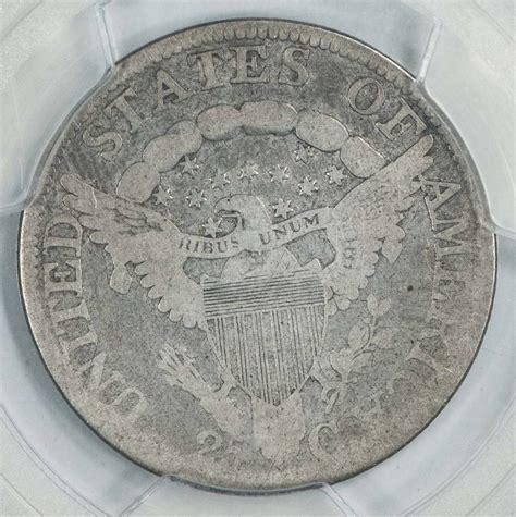 draped bust quarter 1804 pcgs g06 draped bust quarter sahara coins