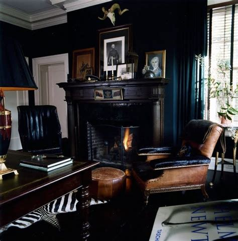Best Color For Living Room Walls 80 Best Study Images On Pinterest Living Room Dark